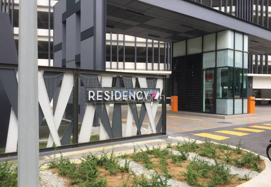 residency v 1