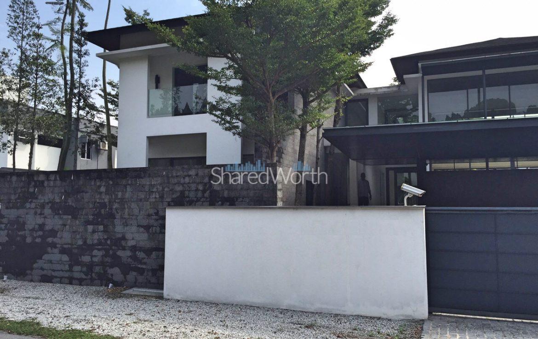Damansara Heights bungalow 1
