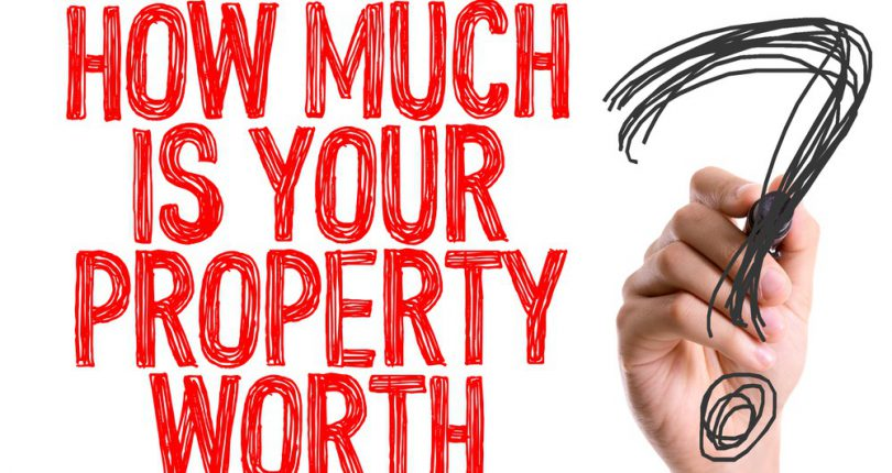 What is the Value of your Property / Real Estate?