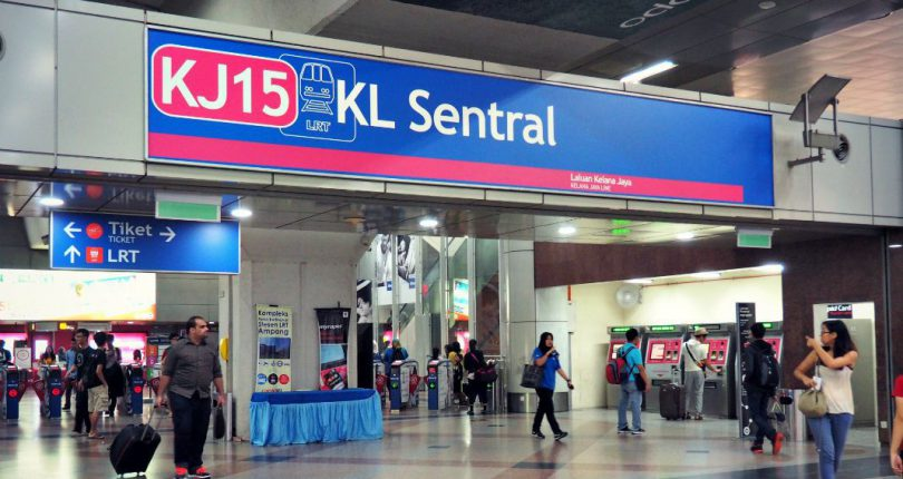 KL Sentral Location Guide
