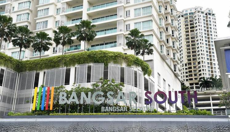 Bangsar South Location Guide
